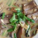鳝鱼汤(补气养血)