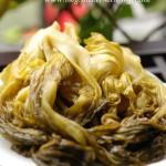 自制东北酸菜(泡菜)
