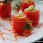 樱桃番茄沙拉(减肥排毒清肠菜)