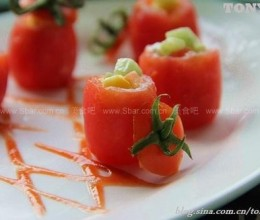 樱桃番茄沙拉