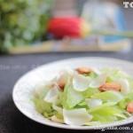 百合西芹(养生菜)