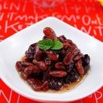 红枣蜜豆(甜点)