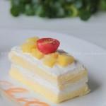 冰镇蒸蛋糕(甜品)