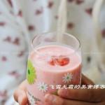 草莓酸奶昔(夏日甜点)