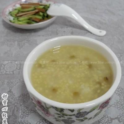 山西小米绿豆粥