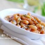 春茶滑虾(海鲜家常菜)