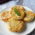山西风味太谷饼(早餐菜谱)