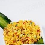 爪哇炒饭(早餐菜谱-浓郁独特南亚炒饭)