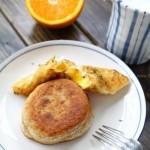 奶香核桃煎饼(给高考考生准备的健脑营养早餐)