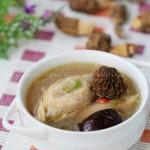 羊肚蘑炖鸡(经典东北菜)