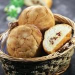 蔓越莓奶酥面包(早餐菜谱)