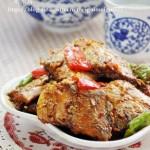大盘带鱼(海鲜家常菜)
