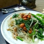 双丝拌菠菜(凉拌菜)