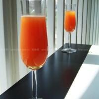 鲜橙西柚汁