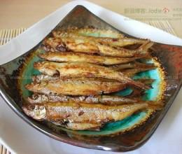酥炸多春鱼