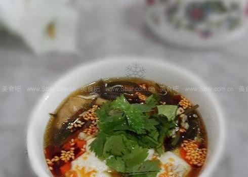 山西小吃豆腐脑儿老豆腐(豆制品)