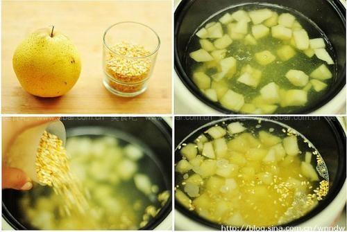 炒米减肥五部曲