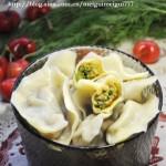 茴香饺子(早餐菜谱)