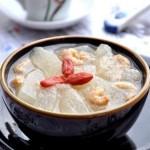 海米冬瓜(夏季减肥效果最好的一道菜)