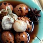 茶叶鹌鹑蛋(早餐菜谱)