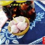 红糖醋蒜(泡菜)