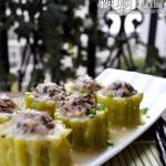 苦瓜酿(夏季佳肴)