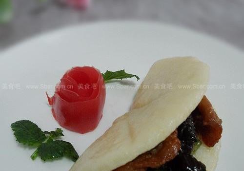 山西荷叶饼过油肉(山西名菜)