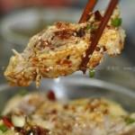 香辣口水鸡(荤菜)