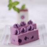 紫薯冻芝士(甜品)