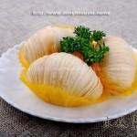 萝卜丝酥饼(中式点心)