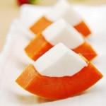 木瓜椰奶冻(甜品)