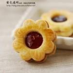 果酱夹心小饼干(六一儿童节零食)