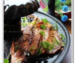 香喷喷的烤鱼