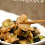 滑鱼片(荤菜-5分钟就能搞定的一种吃鱼方法)