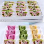 彩虹馄饨(六一儿童节早餐菜谱)