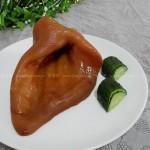 卤猪耳VS红油黄瓜拌耳丝(凉拌菜)