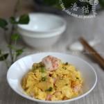 鲜虾滑蛋(荤菜)