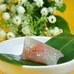 樱桃水晶粽(粽子怎么包)