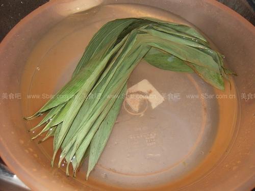 排骨香菇粽