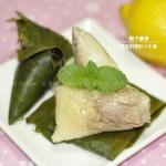 排骨粽子、蜜豆粽子(怎样做粽子)