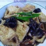 家常豆腐(素菜-超级下饭的菜)