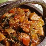 韩式鸡肉炖土豆(荤菜)