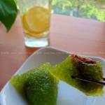 翡翠西米水晶棕(粽子怎么包)