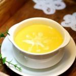 奶油南瓜汤(西餐浓汤)