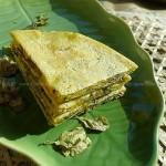 榆钱黄金饼(早餐菜谱)
