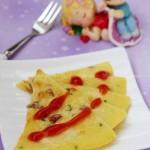 营养肉松鸡蛋饼(早餐菜谱)