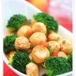 鱼丸芋艿(减肥抗衰老)