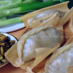 海菜烫面包子(早餐菜谱-胶东风味海菜包)