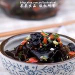 泡椒黑木耳(减肥瘦身菜谱)