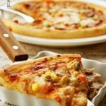 金枪鱼Pizza(自制披萨)